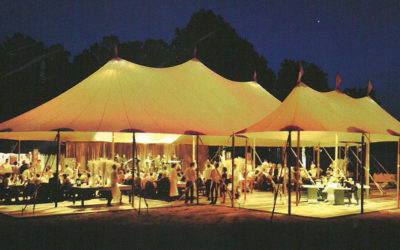 Designing a Great Layout for Your Tented Event